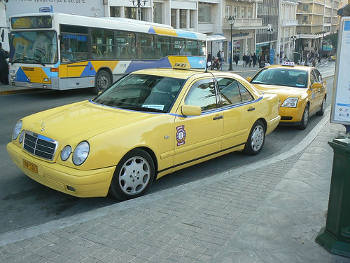 Athens Taxis