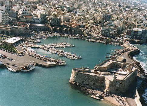 Heraklion Taxis