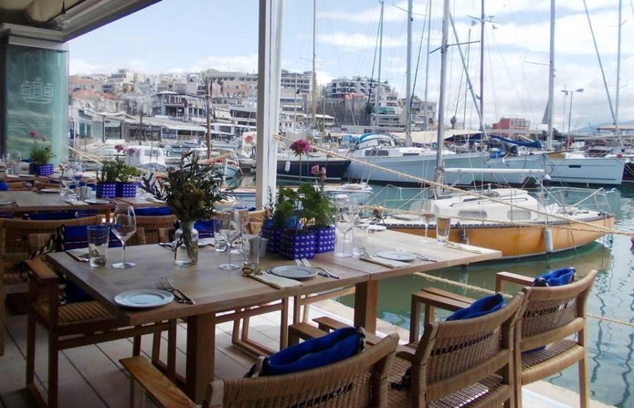Varoulko Seaside Restaurant